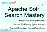 Still frame from: DrupalCon SF 2010:  Apache Solr Search Mastery