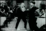 Still frame from: Charlie Chaplin's 'The Rink'