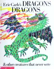 Cover of: Dragons and other creatures that never were | Laura Whipple