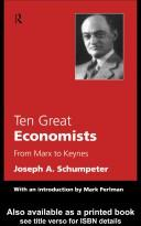 Ten great economists