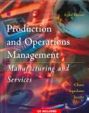 Download Production and operations management