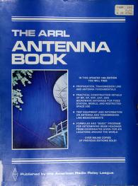 Cover of: Antenna Book | Gerald L. Hall