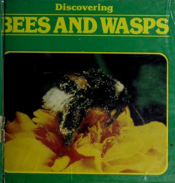 Cover of: Discovering bees and wasps | Christopher O'Toole