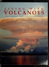 Cover of: Living with volcanos | Thomas L. Wright