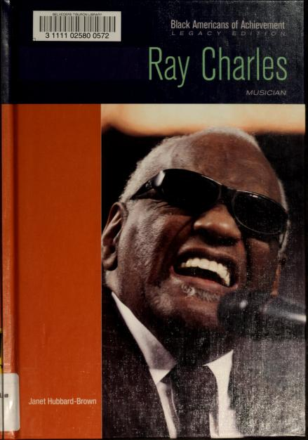 Ray Charles by Janet Hubbard-Brown