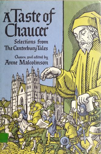 Cover of: A taste of Chaucer by Geoffrey Chaucer